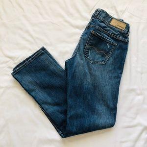 Express Jeans - Express Boyfriend Ankle Jeans